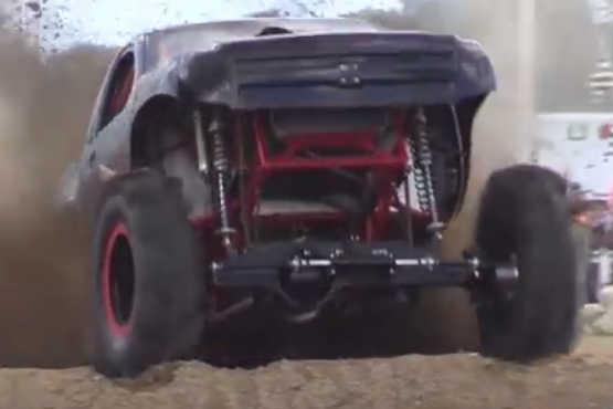 chevy pro mega racing truck